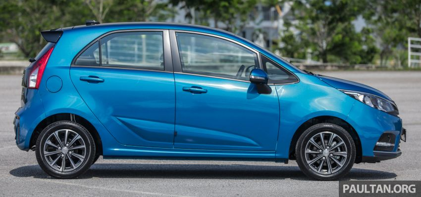 FIRST DRIVE: 2019 Proton Iriz, Persona facelift review Image #975233