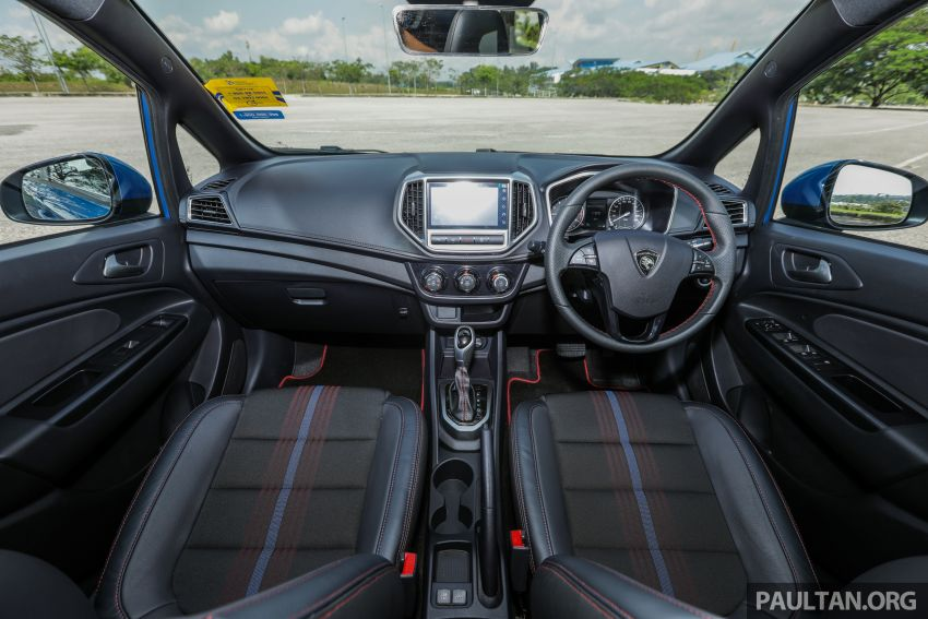 FIRST DRIVE: 2019 Proton Iriz, Persona facelift review Image #975268