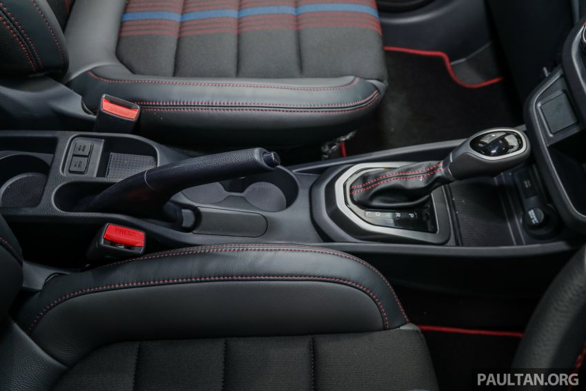 FIRST DRIVE: 2019 Proton Iriz, Persona facelift review Image #975289