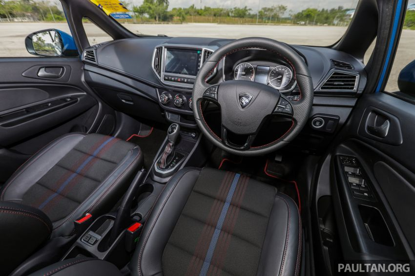 FIRST DRIVE: 2019 Proton Iriz, Persona facelift review Image #975293