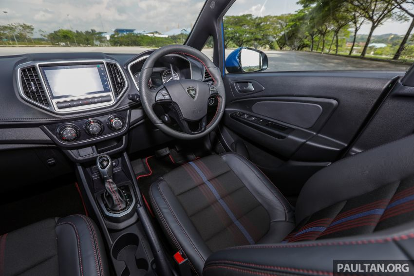 FIRST DRIVE: 2019 Proton Iriz, Persona facelift review Image #975294
