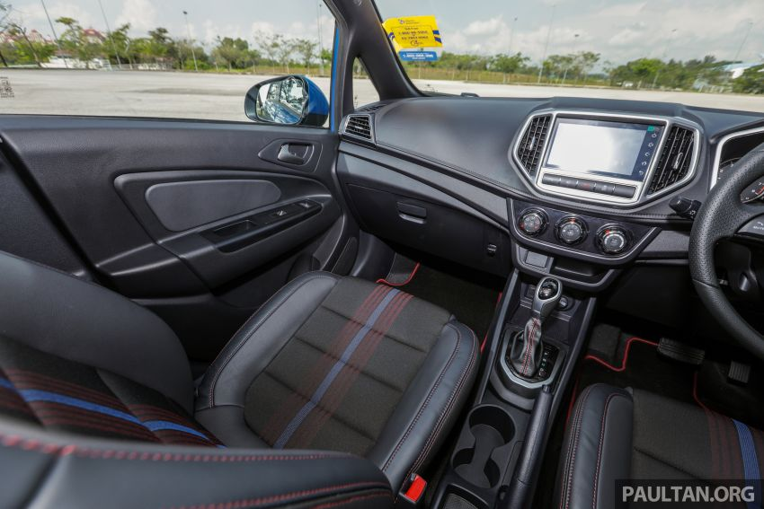 FIRST DRIVE: 2019 Proton Iriz, Persona facelift review Image #975295