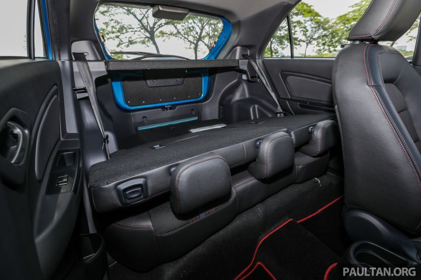 FIRST DRIVE: 2019 Proton Iriz, Persona facelift review Image #975304