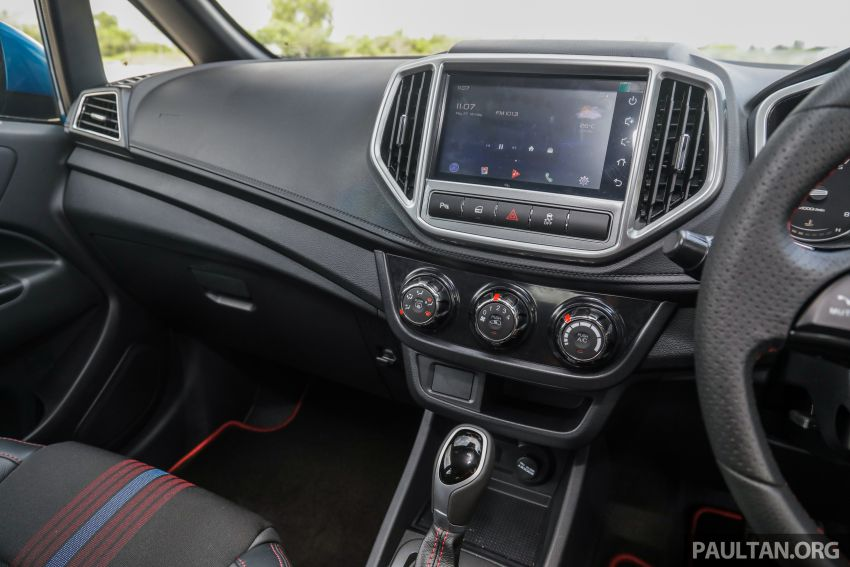FIRST DRIVE: 2019 Proton Iriz, Persona facelift review Image #975273