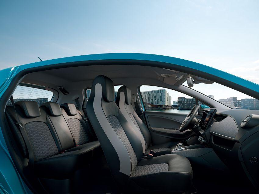 2019 Renault Zoe: EV gets 135 PS, 390 km WLTP range Image #973710