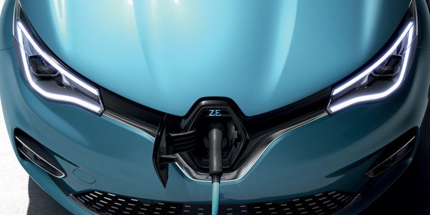 2019 Renault Zoe: EV gets 135 PS, 390 km WLTP range Image #973714