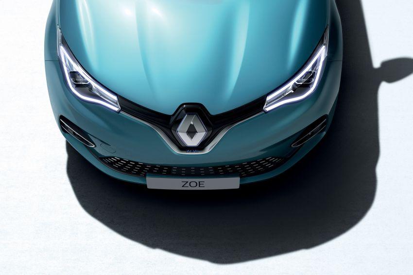 2019 Renault Zoe: EV gets 135 PS, 390 km WLTP range Image #973715