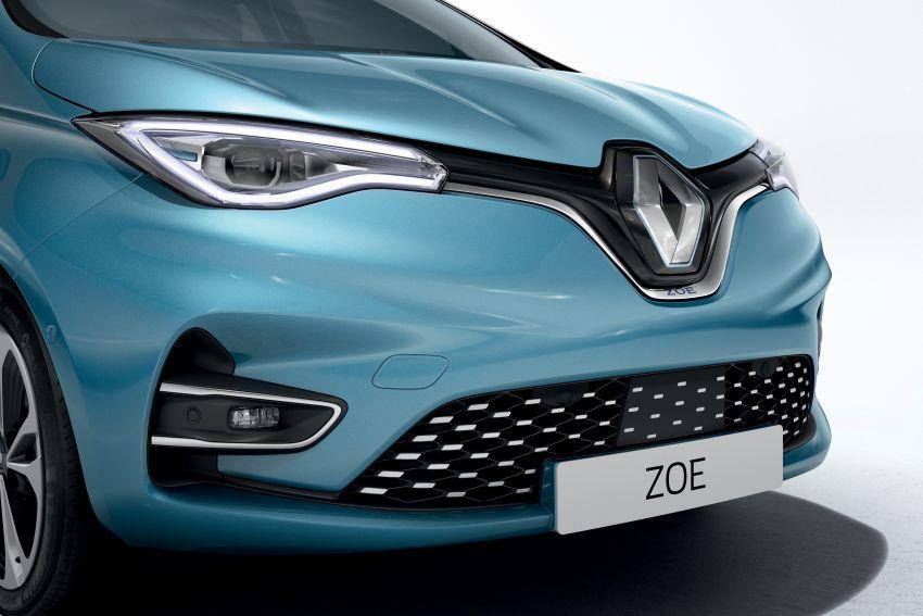 2019 Renault Zoe: EV gets 135 PS, 390 km WLTP range Image #973716
