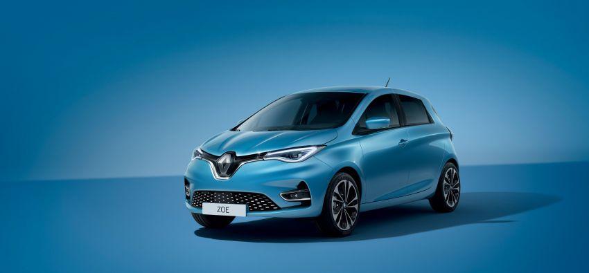 2019 Renault Zoe: EV gets 135 PS, 390 km WLTP range Image #973724