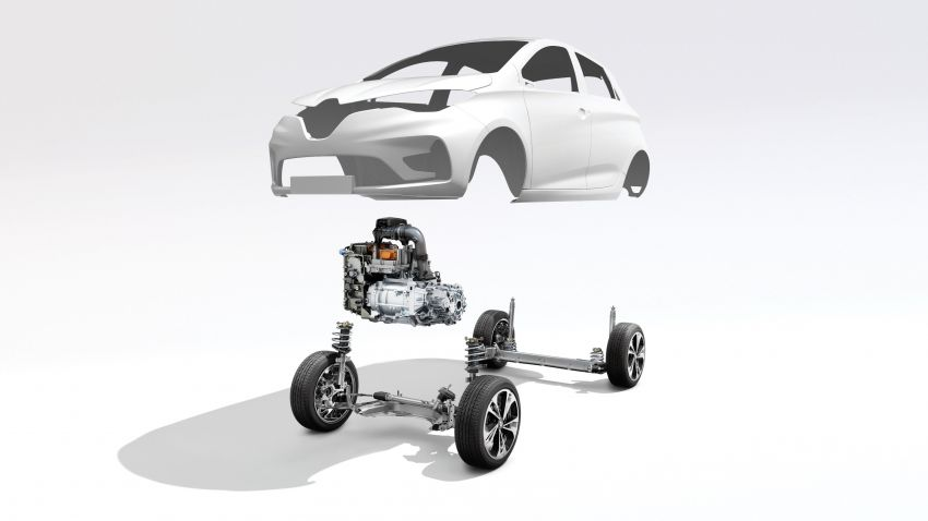 2019 Renault Zoe: EV gets 135 PS, 390 km WLTP range Image #973734