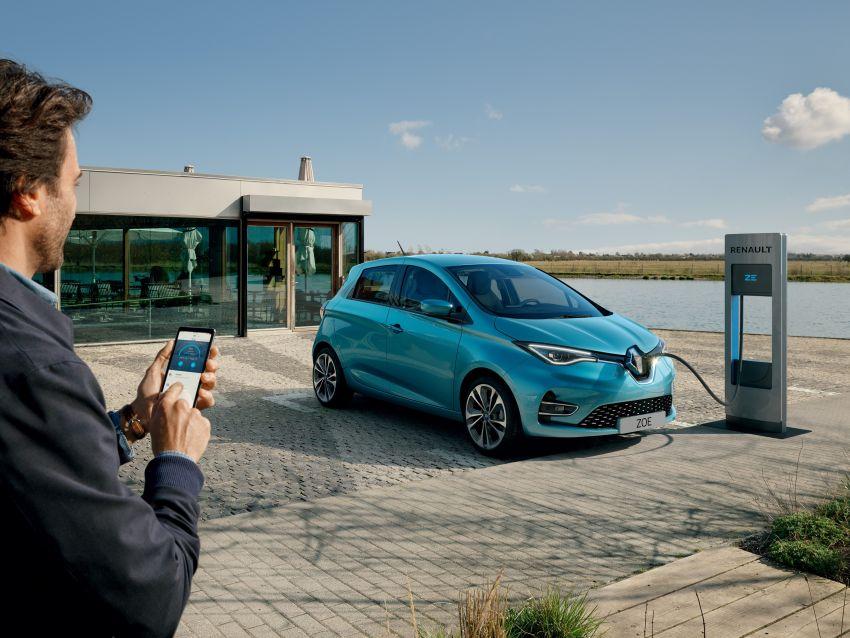 2019 Renault Zoe: EV gets 135 PS, 390 km WLTP range Image #973703