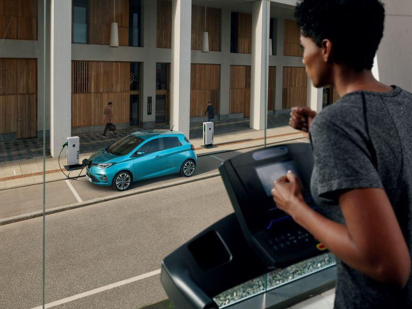 2019 Renault Zoe: EV gets 135 PS, 390 km WLTP range Image #973706