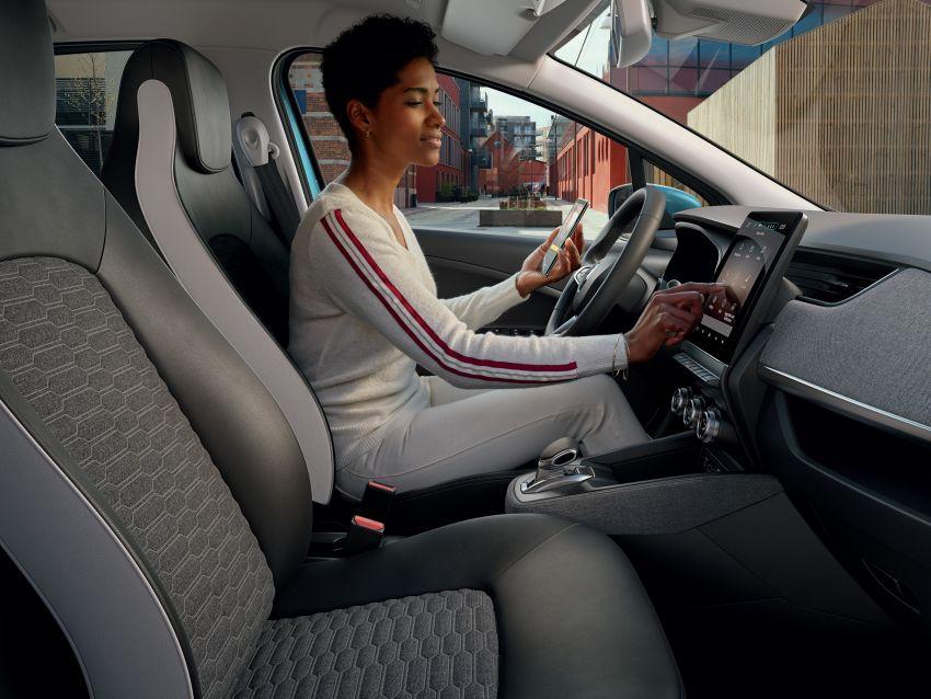 2019 Renault Zoe: EV gets 135 PS, 390 km WLTP range Image #973707