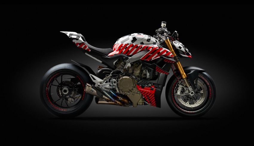 Ducati Streetfighter V4 versi prototaip akhirnya muncul Image #972242