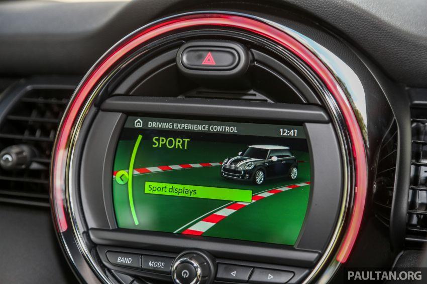 FIRST DRIVE: 2019 MINI Cooper S 3 Door, 5 Door LCI Image #970886