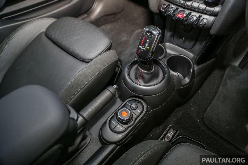 FIRST DRIVE: 2019 MINI Cooper S 3 Door, 5 Door LCI Image #970890