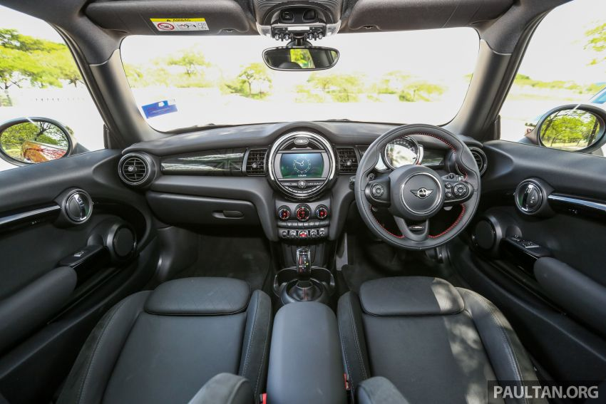 FIRST DRIVE: 2019 MINI Cooper S 3 Door, 5 Door LCI Image #970875