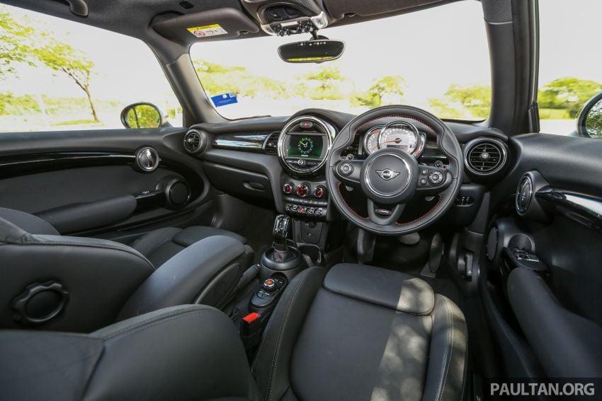 FIRST DRIVE: 2019 MINI Cooper S 3 Door, 5 Door LCI Image #970900