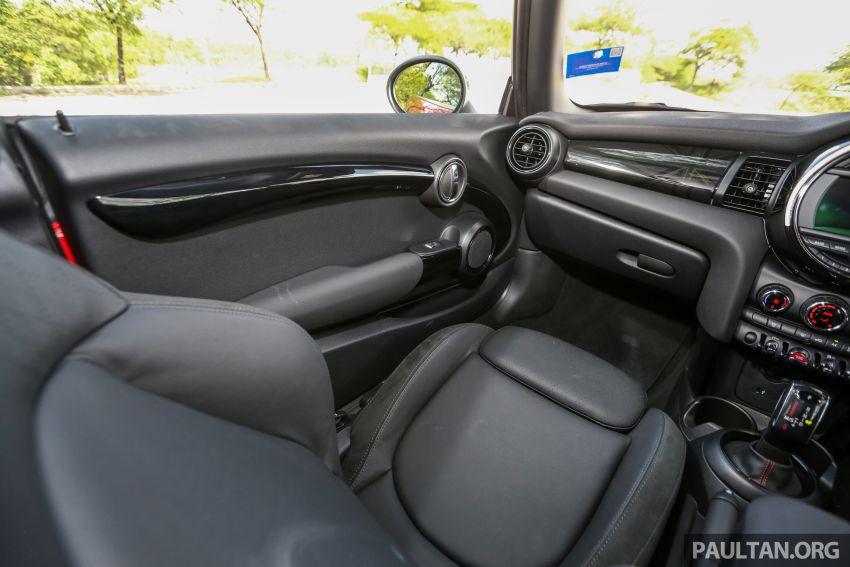 FIRST DRIVE: 2019 MINI Cooper S 3 Door, 5 Door LCI Image #970902