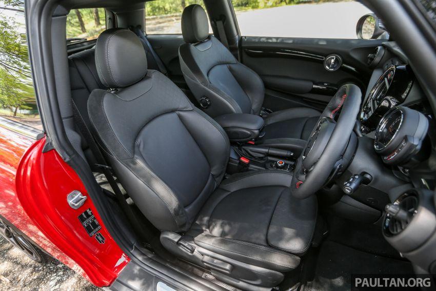 FIRST DRIVE: 2019 MINI Cooper S 3 Door, 5 Door LCI Image #970906