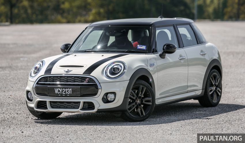 FIRST DRIVE: 2019 MINI Cooper S 3 Door, 5 Door LCI Image #970916