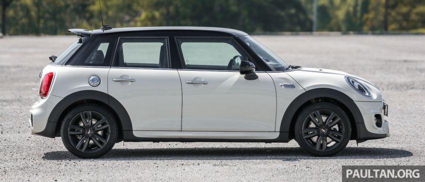 FIRST DRIVE: 2019 MINI Cooper S 3 Door, 5 Door LCI Image #970928