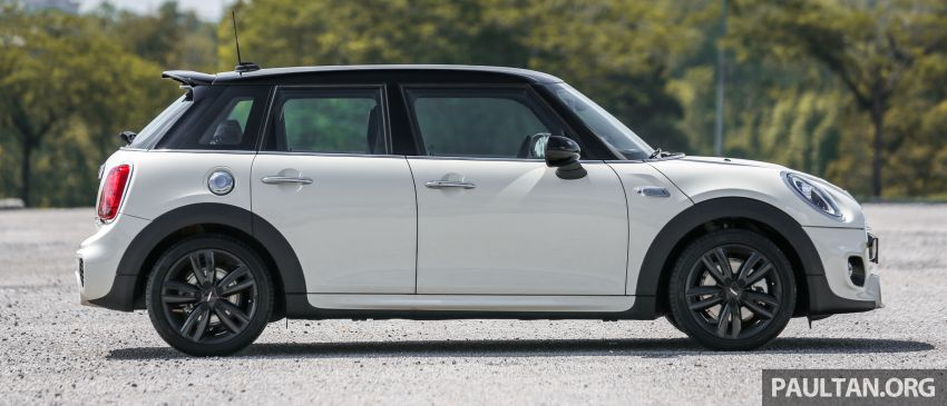 FIRST DRIVE: 2019 MINI Cooper S 3 Door, 5 Door LCI Image #970929