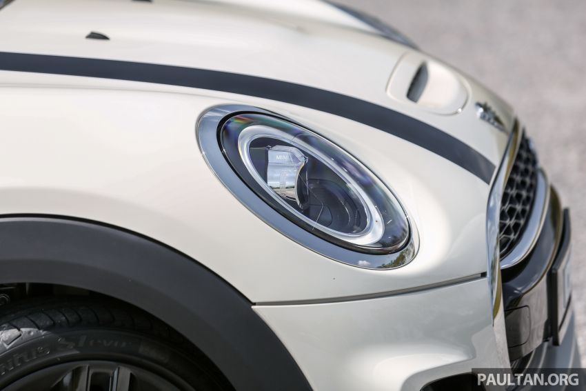 FIRST DRIVE: 2019 MINI Cooper S 3 Door, 5 Door LCI Image #970931