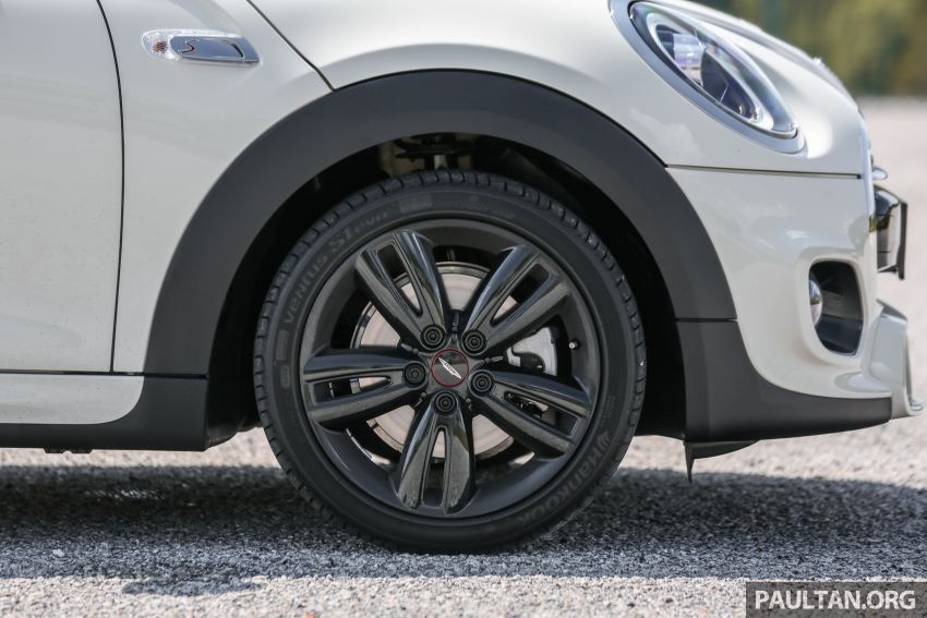 FIRST DRIVE: 2019 MINI Cooper S 3 Door, 5 Door LCI Image #970936