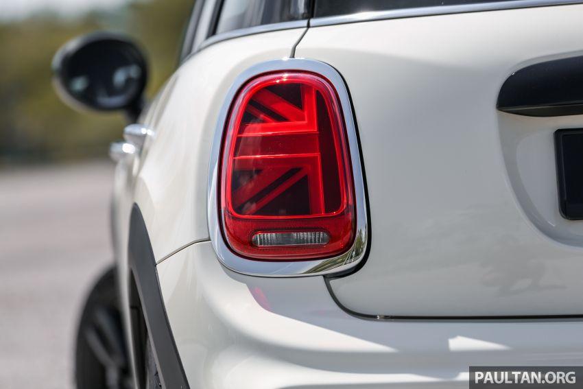 FIRST DRIVE: 2019 MINI Cooper S 3 Door, 5 Door LCI Image #970944