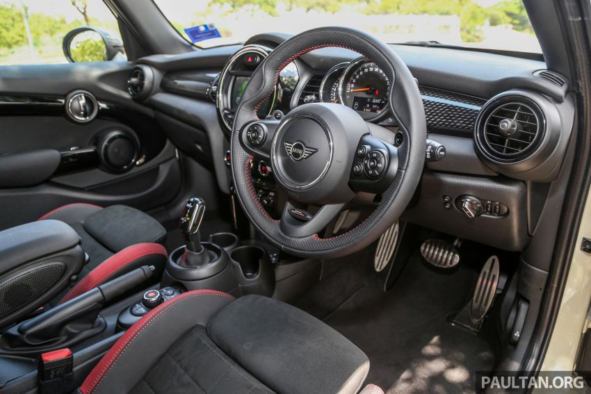 FIRST DRIVE: 2019 MINI Cooper S 3 Door, 5 Door LCI Image #970953