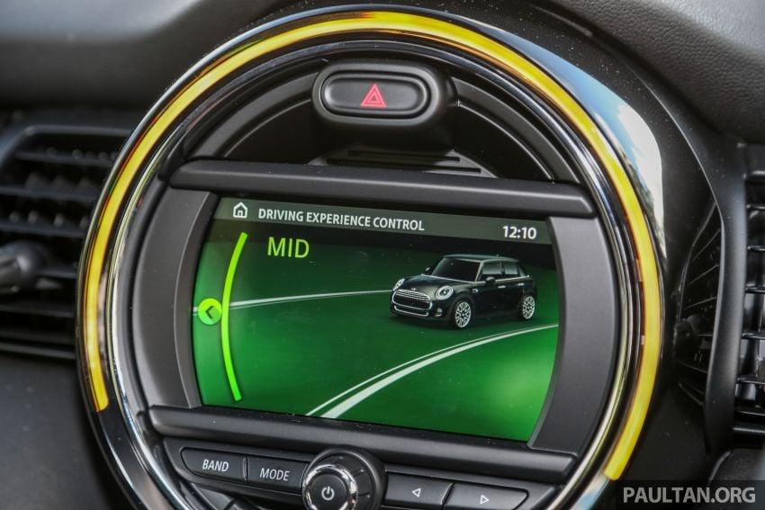 FIRST DRIVE: 2019 MINI Cooper S 3 Door, 5 Door LCI Image #970963