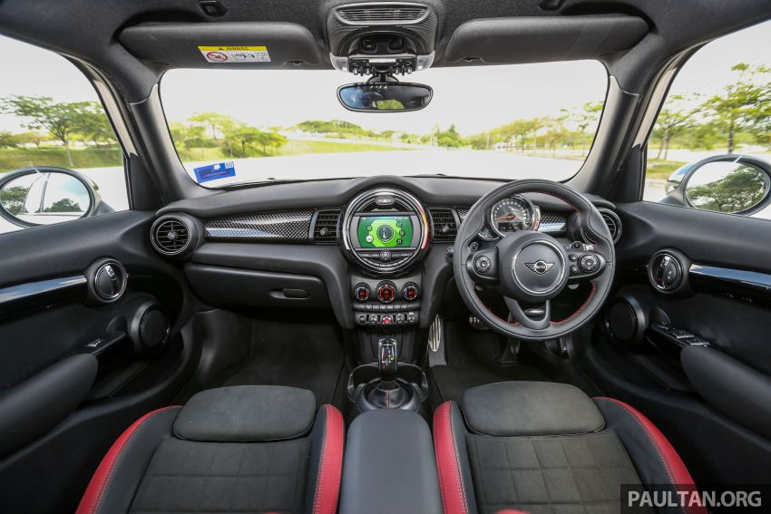 FIRST DRIVE: 2019 MINI Cooper S 3 Door, 5 Door LCI Image #970954