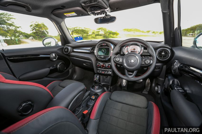 FIRST DRIVE: 2019 MINI Cooper S 3 Door, 5 Door LCI Image #970979