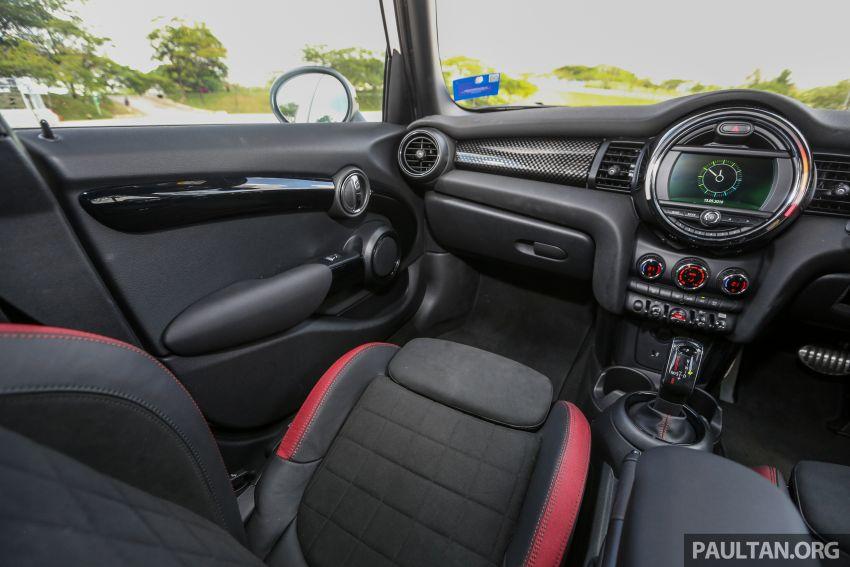 FIRST DRIVE: 2019 MINI Cooper S 3 Door, 5 Door LCI Image #970981