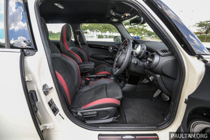 FIRST DRIVE: 2019 MINI Cooper S 3 Door, 5 Door LCI Image #970984