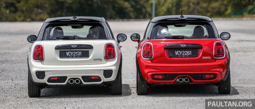 FIRST DRIVE: 2019 MINI Cooper S 3 Door, 5 Door LCI Image #971002
