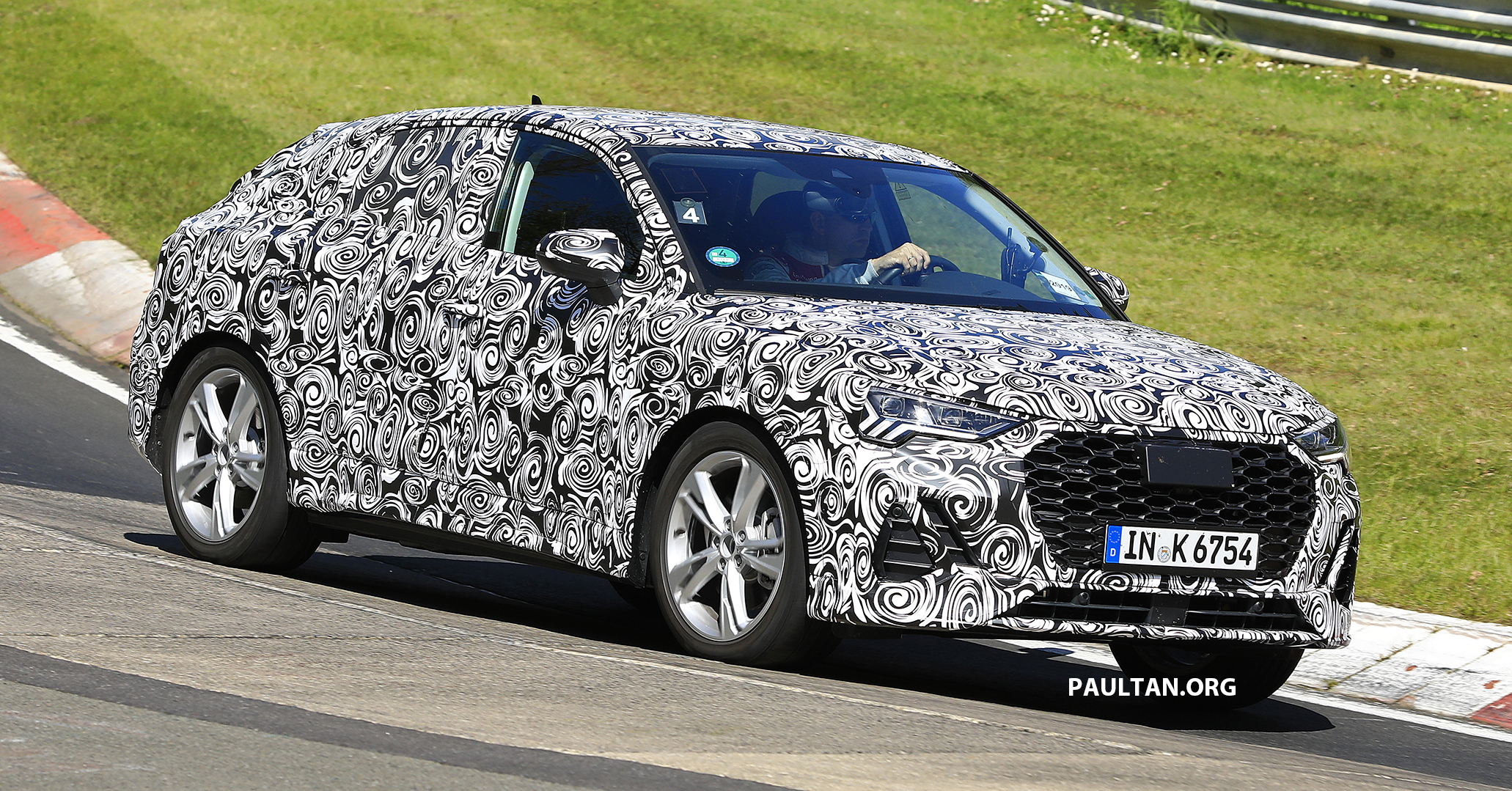 Spied Audi Q3 Sportback Could This Be The New Q4