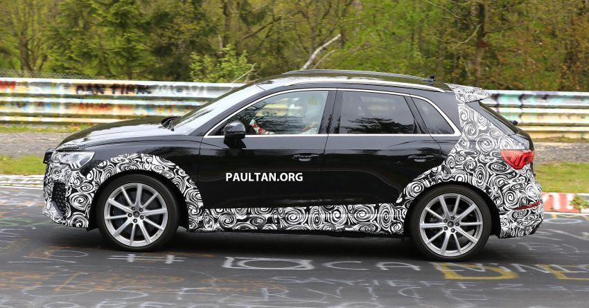 SPIED: 2020 Audi RS Q3 to get up to 400 PS, 480 Nm? Image #970268