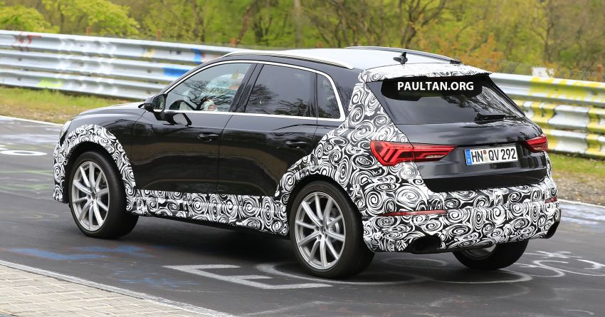 SPIED: 2020 Audi RS Q3 to get up to 400 PS, 480 Nm? Image #970272