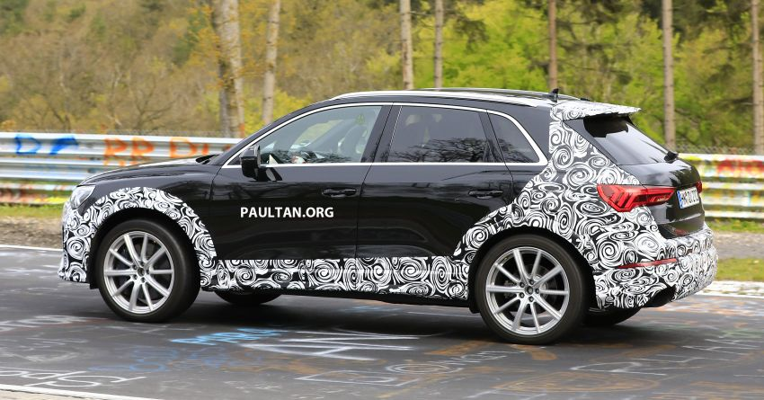 SPIED: 2020 Audi RS Q3 to get up to 400 PS, 480 Nm? Image #970254