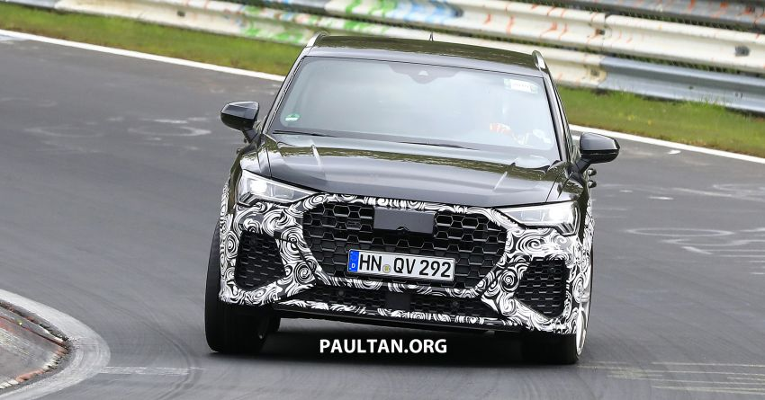 SPIED: 2020 Audi RS Q3 to get up to 400 PS, 480 Nm? Image #970259