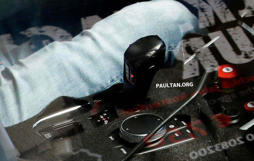 SPYSHOT: G80 BMW M3 interior seen for the first time! Image #969911