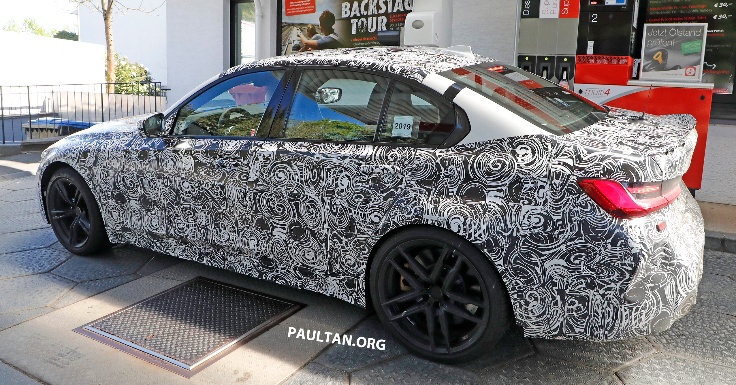 Spyshot G80 Bmw M3 Interior Seen For The First Time Paul Tan