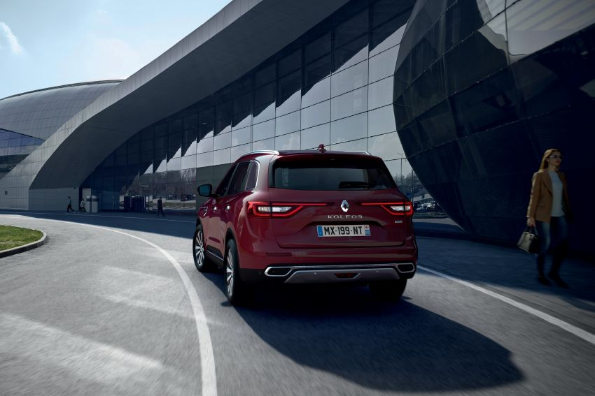 2020 Renault Koleos facelift – new look and engines Image #969432