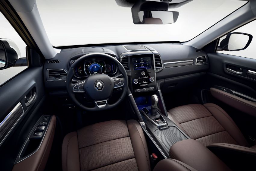 2020 Renault Koleos facelift – new look and engines Image #969422