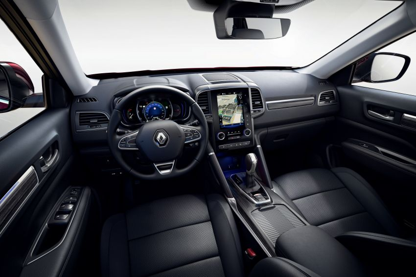 2020 Renault Koleos facelift – new look and engines Image #969423