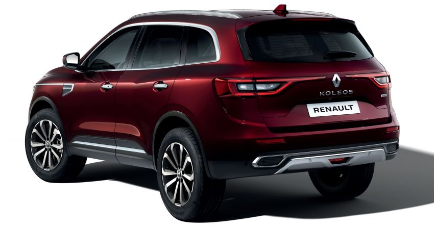 2020 Renault Koleos facelift – new look and engines Image #969424