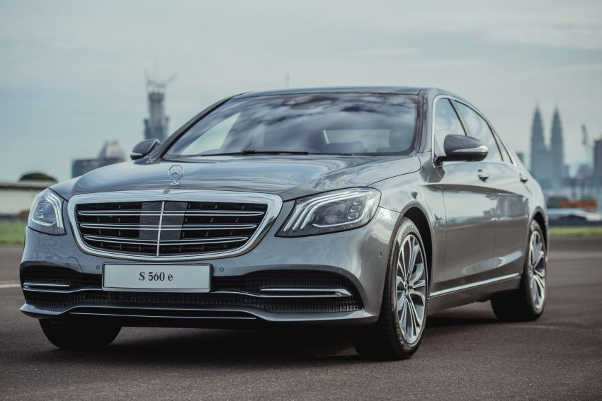 W222 Mercedes-Benz S560e PHEV in Malaysia – 469 hp and 700 Nm, 50 km all-electric range, RM658,888 Image #971365