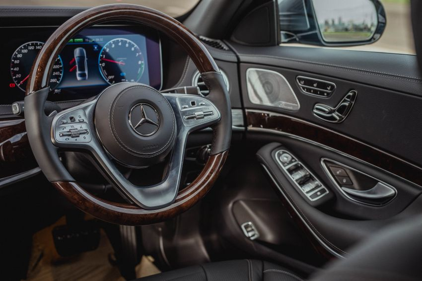 W222 Mercedes-Benz S560e PHEV in Malaysia – 469 hp and 700 Nm, 50 km all-electric range, RM658,888 Image #971384